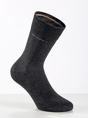 Camano Socken - schwarz