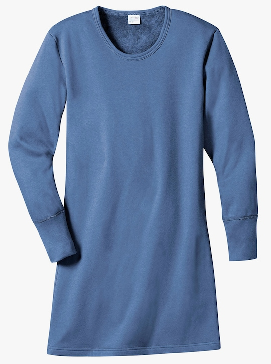 Thieme Unterhemd - blau