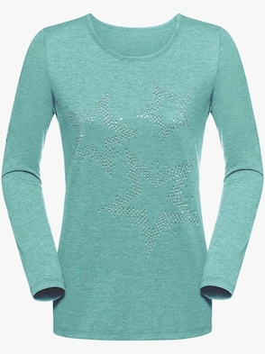 Shirt - wintertürkis