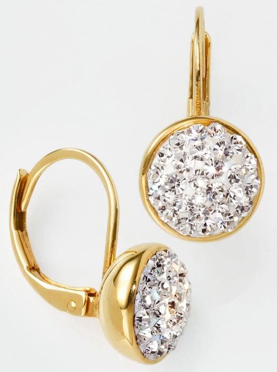 Ohrhänger - Silber vergoldet 925