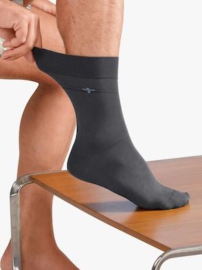 Herren-Socken - grau