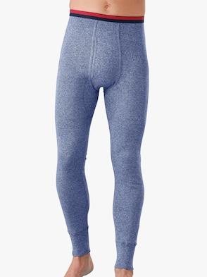 Hose lang - jeansblau