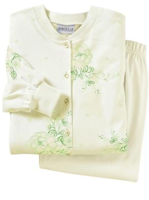 Ringella Schlafanzug - lindgrün