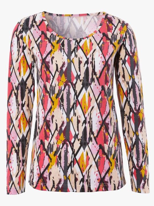 Shirt - hummer-gemustert