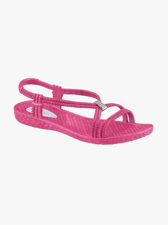 Siebi´s Bade-Sandalette - pink