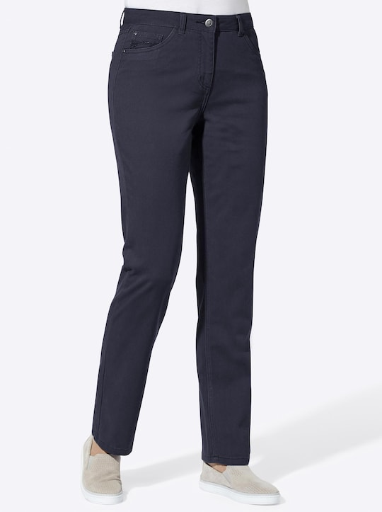 Collection L Jeans - marine