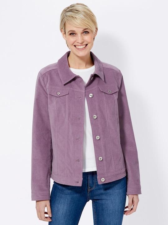 Collection L Blazer - violett