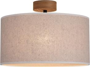 OTTO products Deckenleuchte - braun-schwarz-beige