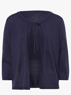 Vest - nachtblauw