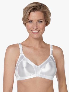 Naturana Minimizer-BH ohne Bügel - weiß