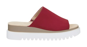 Gabor slippers - rood