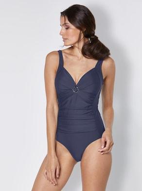 feel good Badeanzug - nachtblau