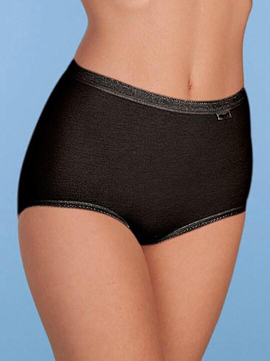 Sloggi Taillenslip - schwarz