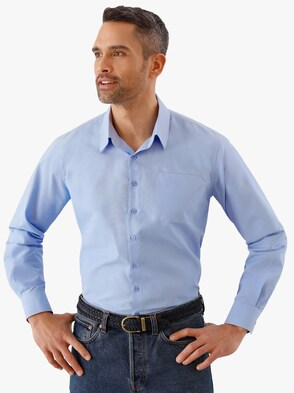 Košile - světlemodrá
