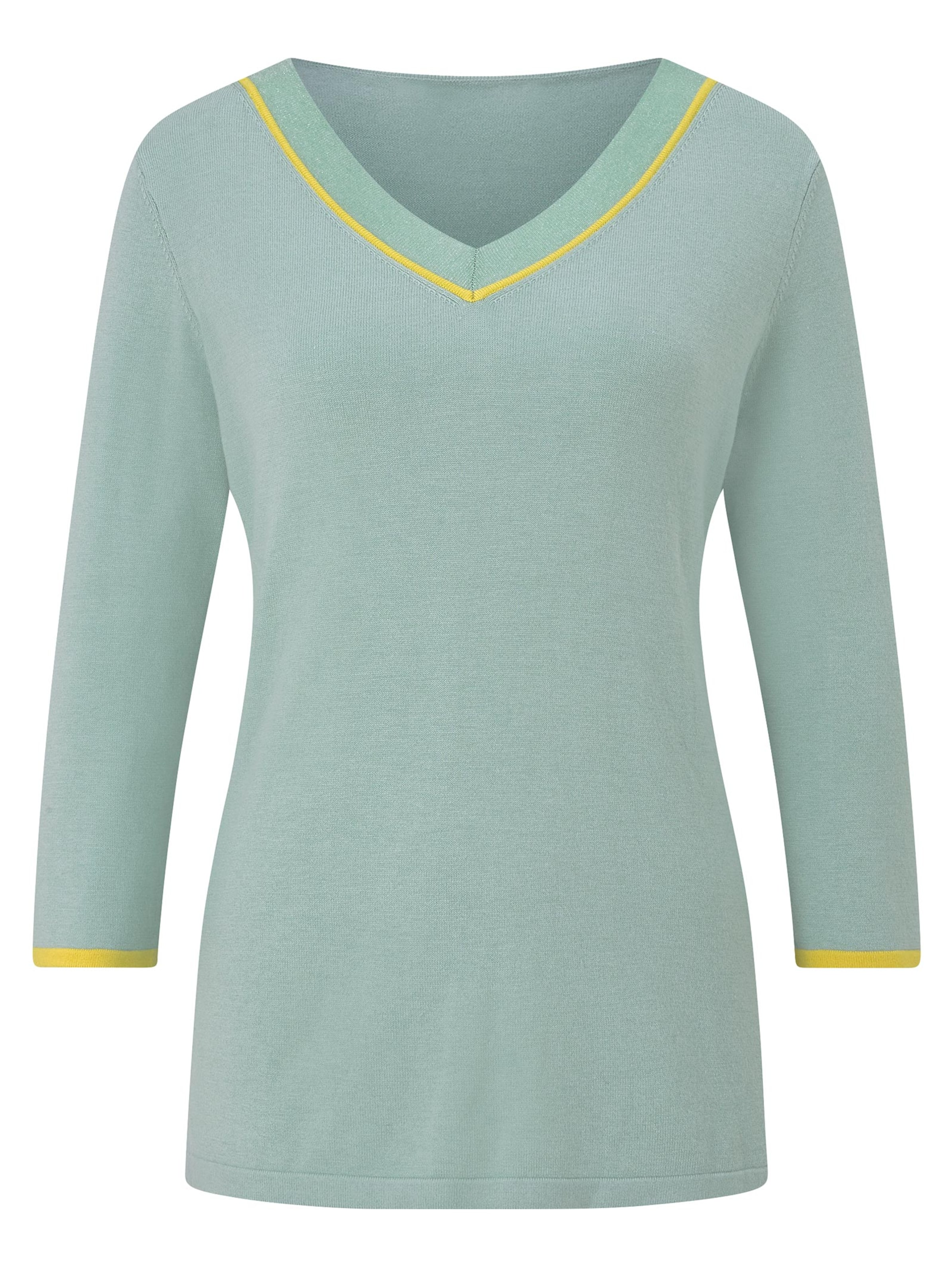 witt weiden -  Damen Pullover kalkmint