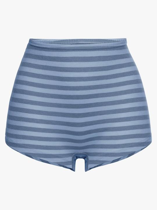 wäschepur Pants - bleu-geringelt