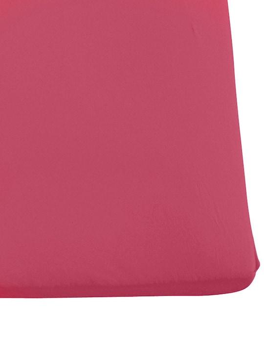 Formesse Spannbetttuch - fuchsia