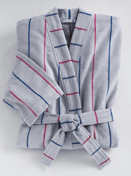 wewo fashion Bademantel - grau