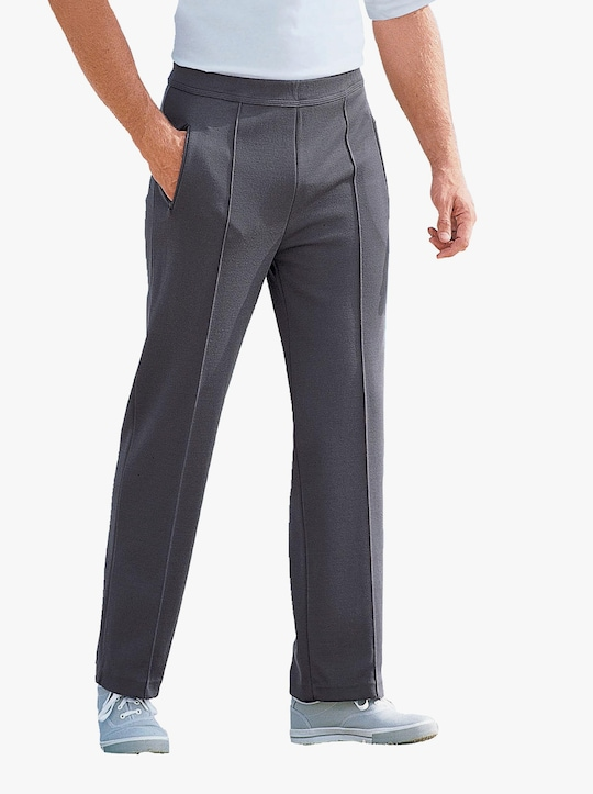Dannecker Kalhoty pro volný čas - šedá