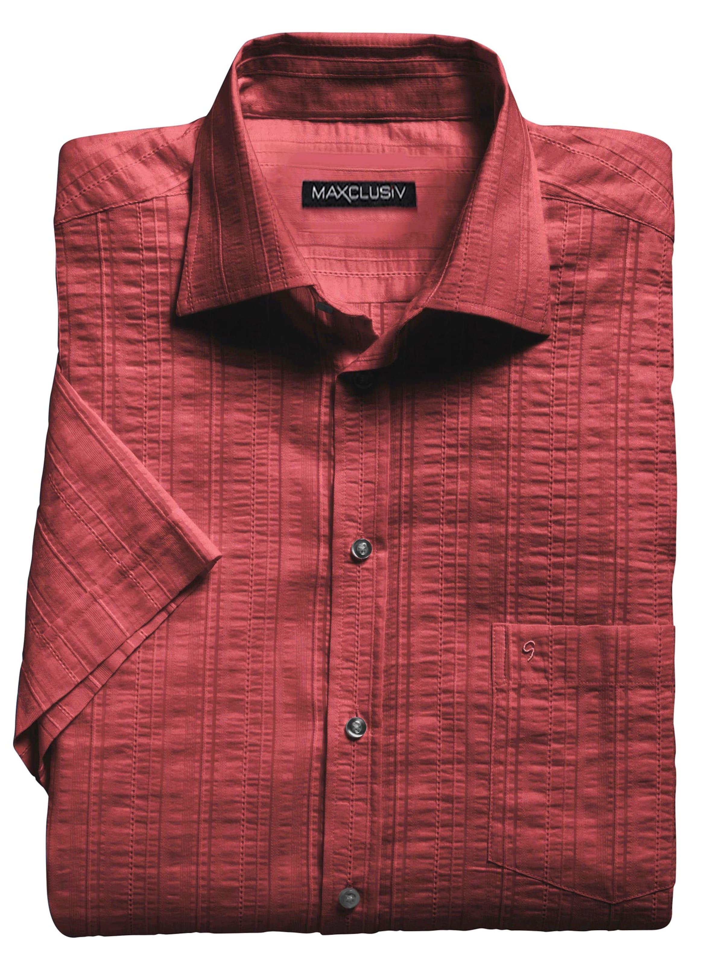 witt weiden -  Herren Hemd rot