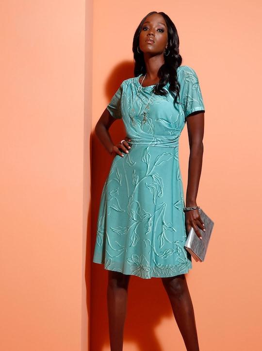 Kleid - salbei