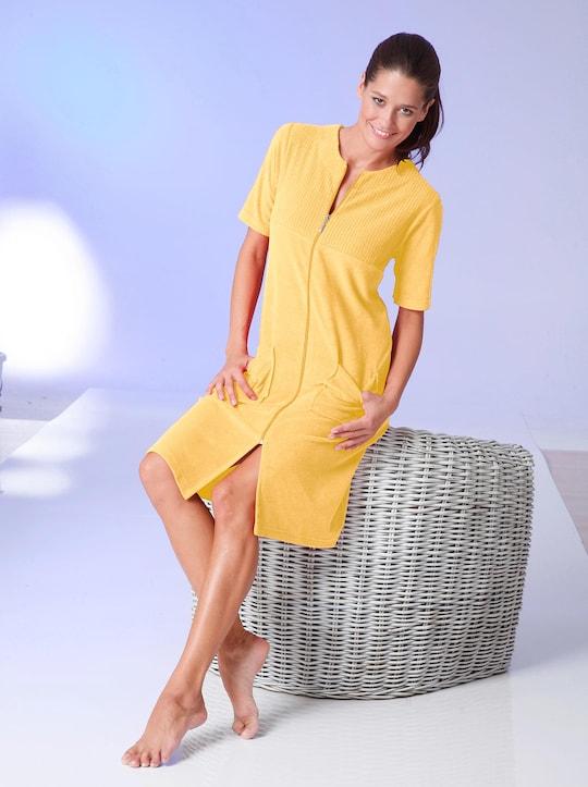wewo fashion Bademantel - gelb