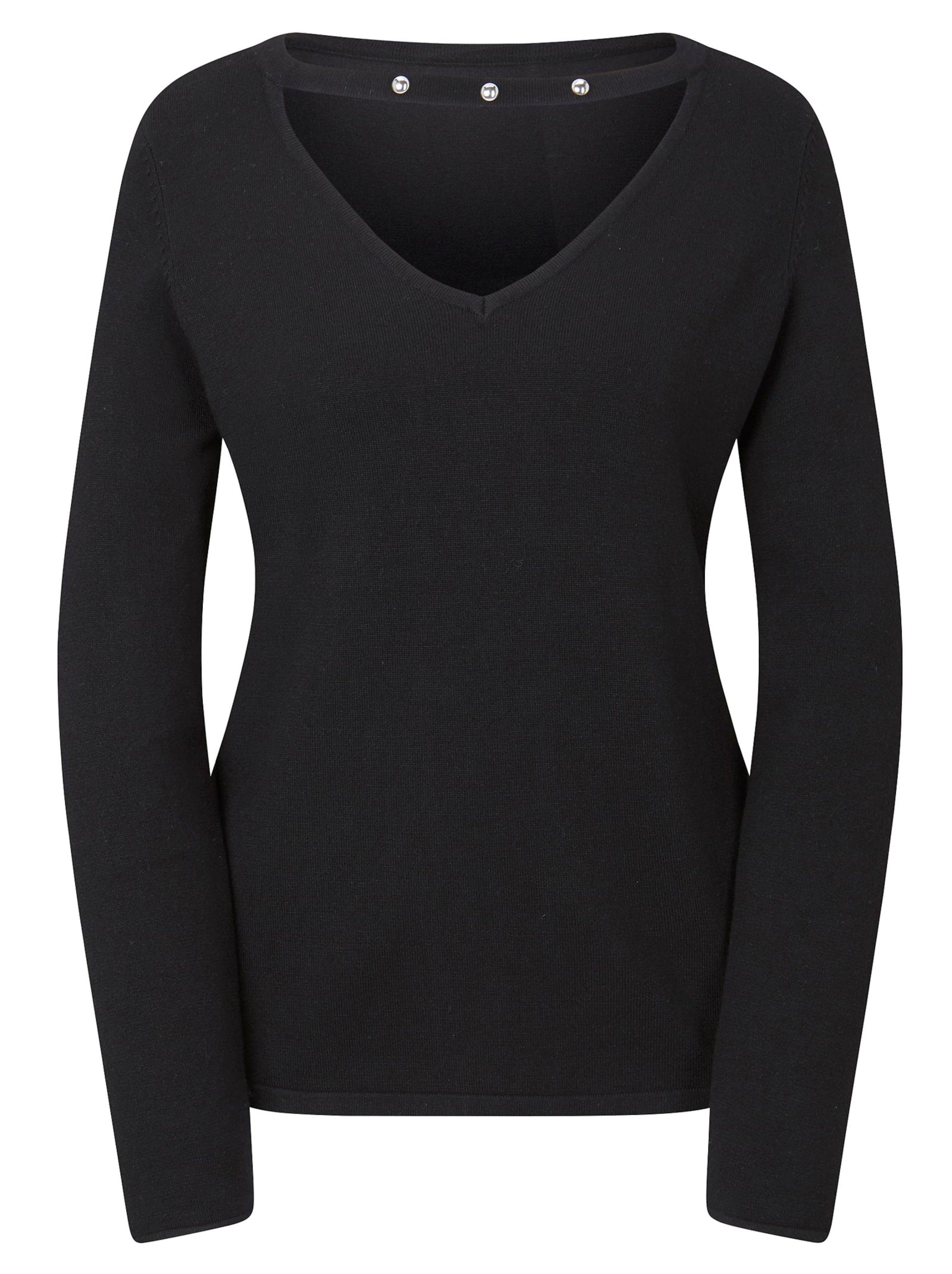 witt weiden -  Damen Pullover schwarz