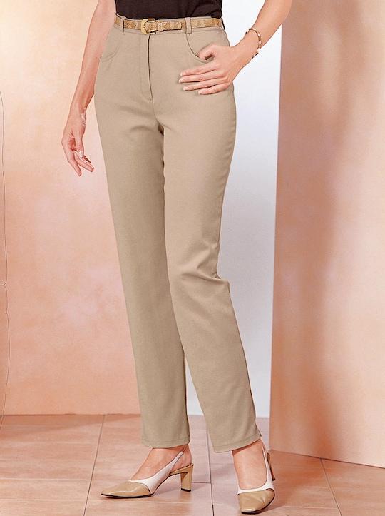 Jeans - camel