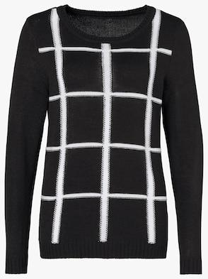 Pullover - zwart