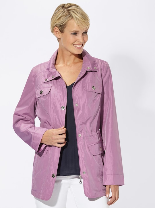 Collection L Jacke - cyclam