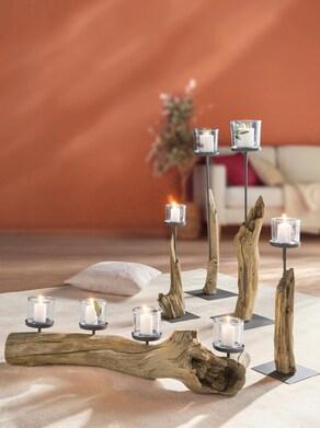 heine home Kerzenleuchter - natur