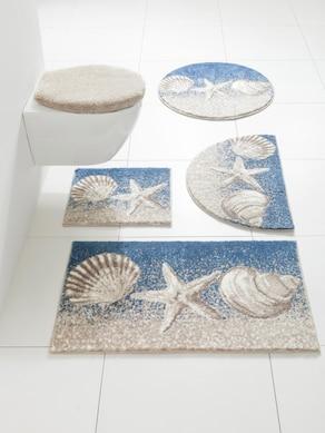 Grund Badgarnitur - sand-blau