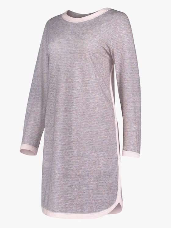 wäschepur Sleepshirt - rosé