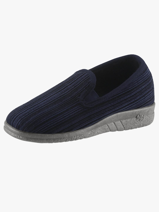 Landgraf Domácí obuv - námořnická modrá
