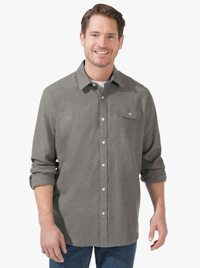 Catamaran Långärmad skjorta - grå