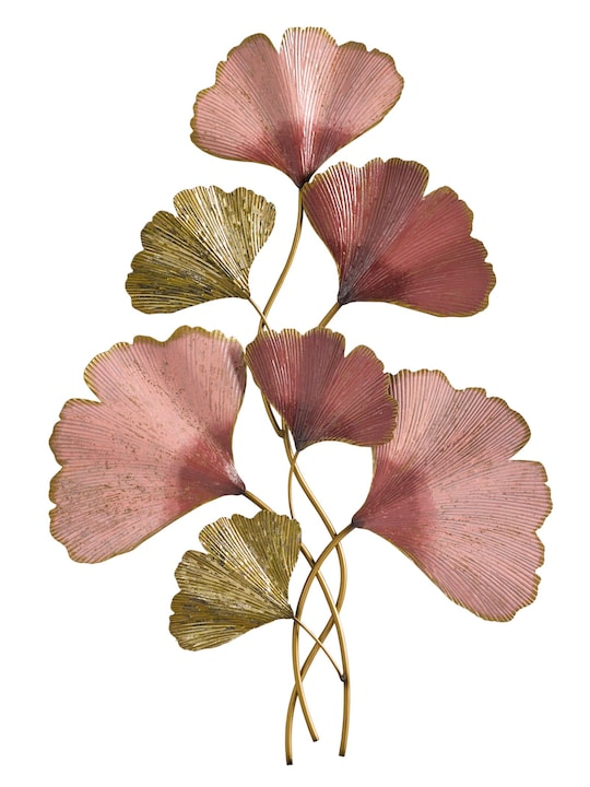 heine home Wanddeko - goldfb-rosa