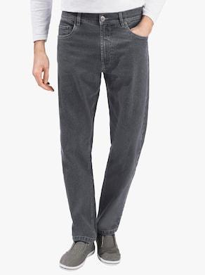 Catamaran Jeans - grau