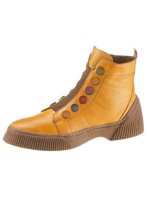 Gemini Stiefelette - gelb