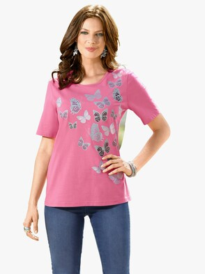 Shirt - rosenholz