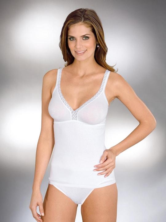 Speidel BH-Hemd - weiß