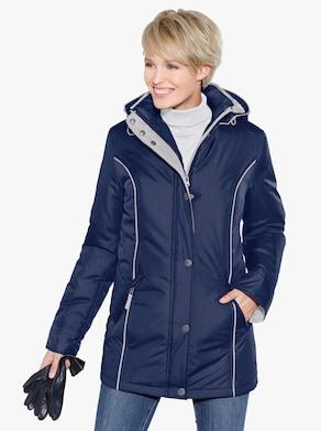 Funkční bunda - námořnická modrá