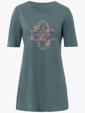 Longshirt - khaki