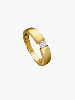 Ring - Gelbgold 585