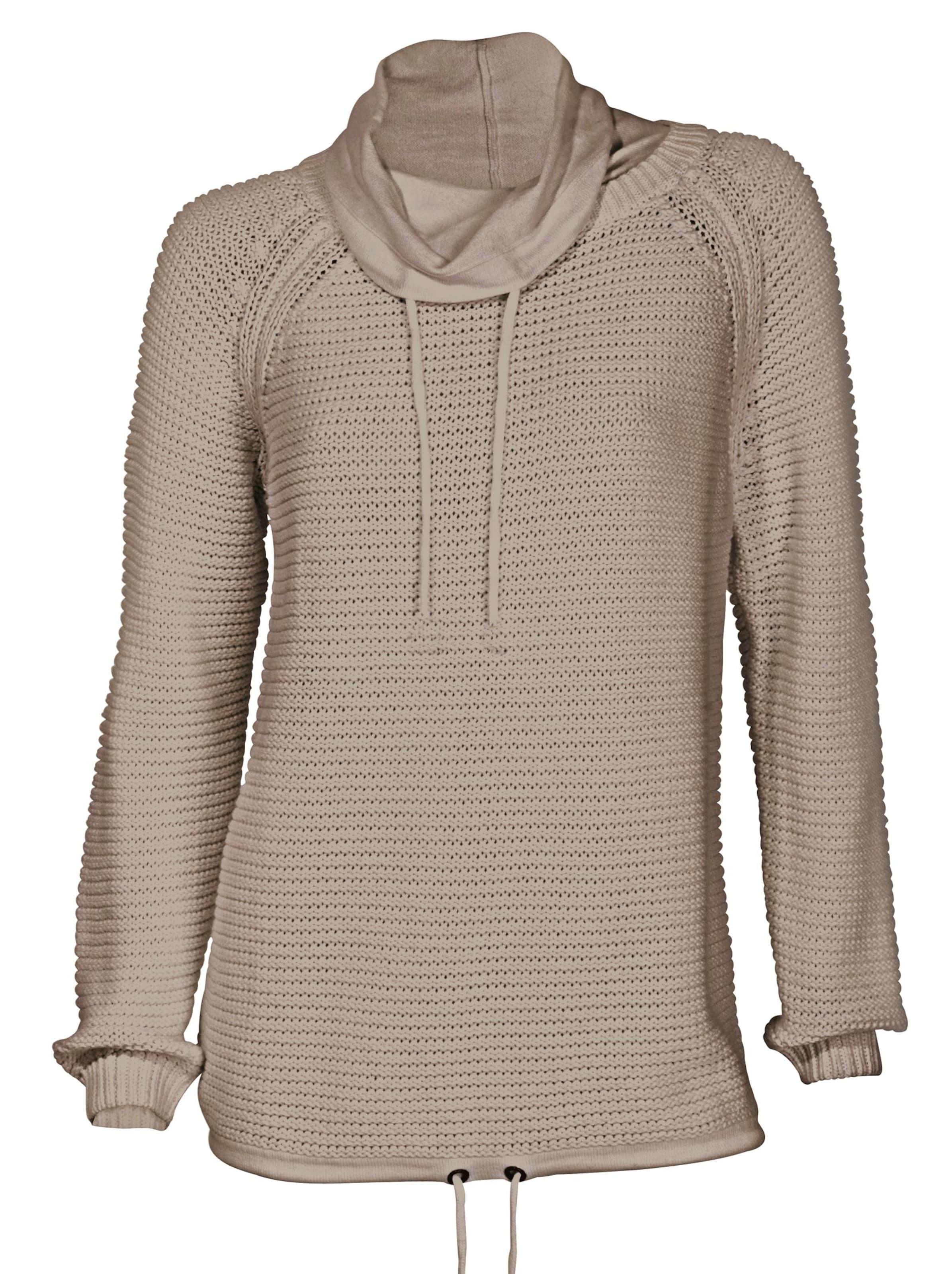 witt weiden -  Damen Pullover taupe