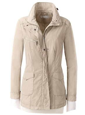 Collection L Jacke - sand