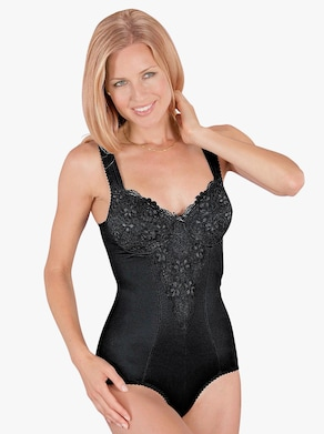 wäschepur Body bez kostic - černá