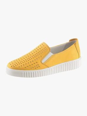 Slipper - gelb