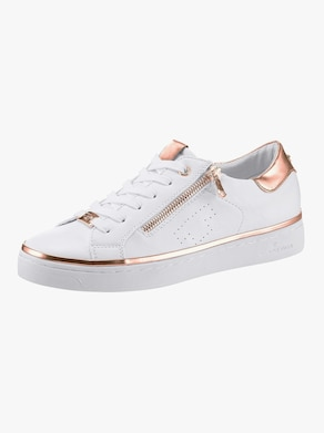 Tom Tailor Sneakers - vit