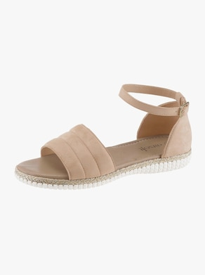 Sandalette - beige