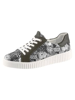 RD-Soft Sneaker - schwarz-bedruckt